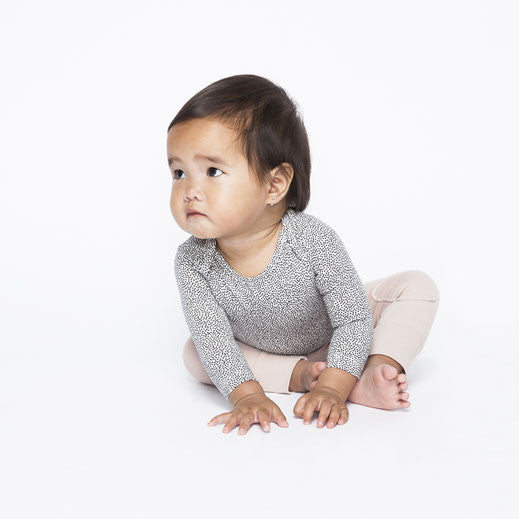 Dots Bodysuit by Mingo Kids - model