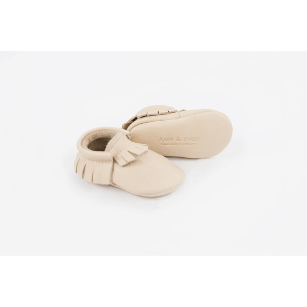 Putty Moccasins sole Amy & Ivor Pops & Ozzy