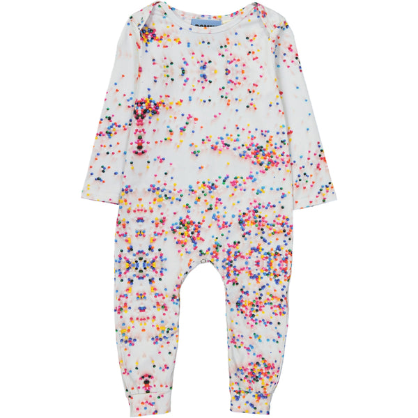 Romey Loves Lulu Sugar Dots Onesie | POPS & OZZY