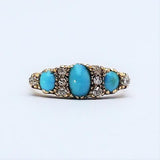 The History of the Turquoise Gemstone