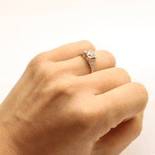 1.25 Carat Diamond Solitaire Ring - Friar House