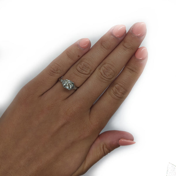 1.20 carat Diamond Solitaire Ring