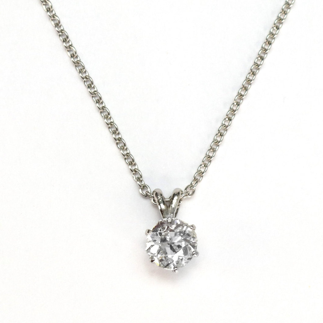Diamond Pendant - Friar House