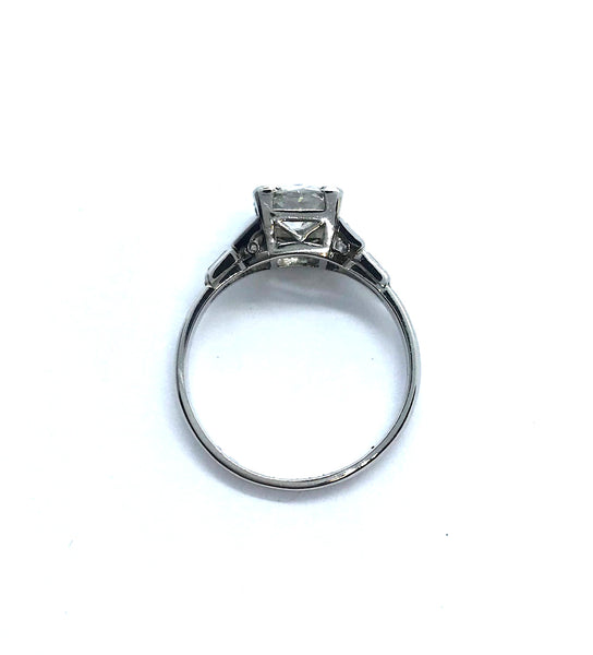 1.20 carat Diamond Solitiare Ring