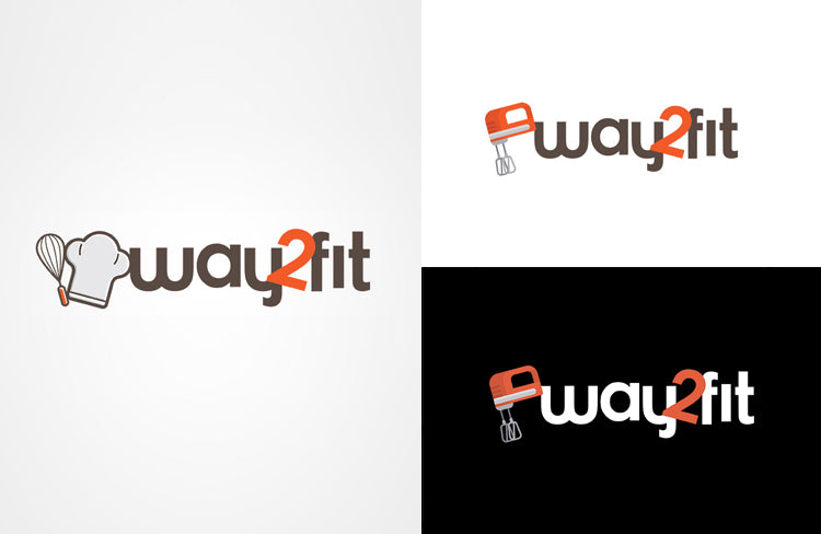 business logo way 2 fit