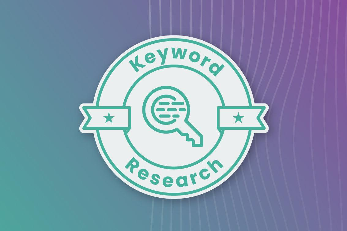Keyword Research - Wegacha