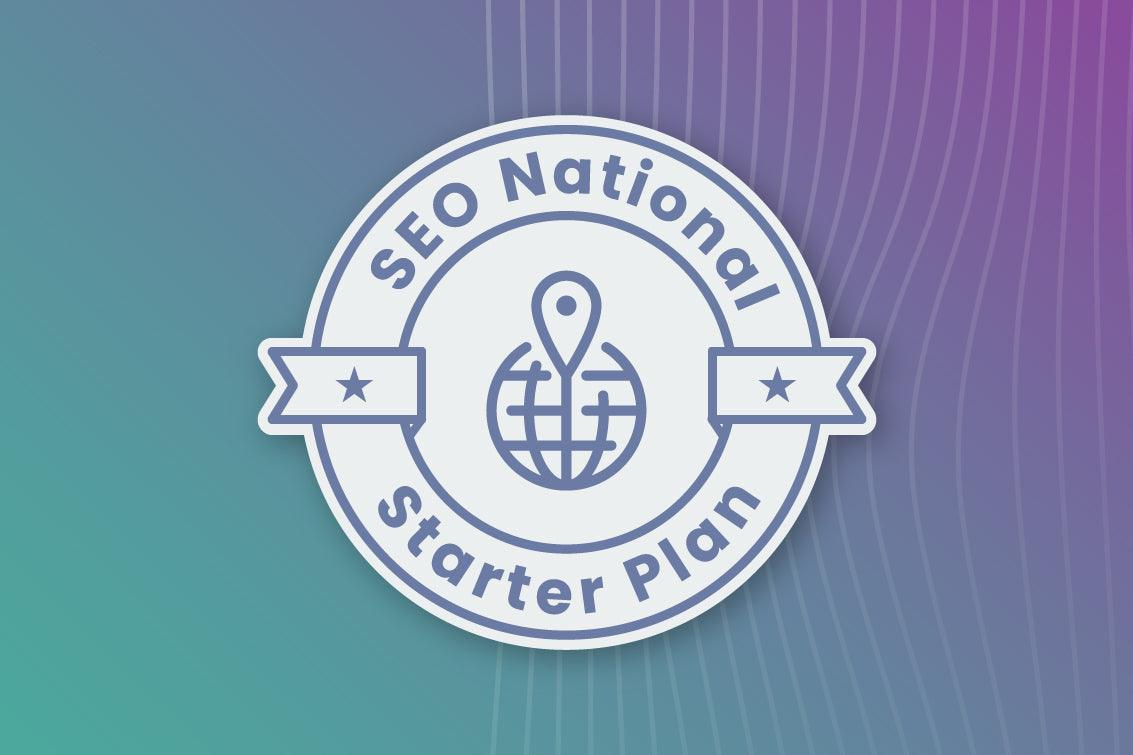 SEO National Starter - SEO - Wegacha - Creative & Digital Marketing Agency