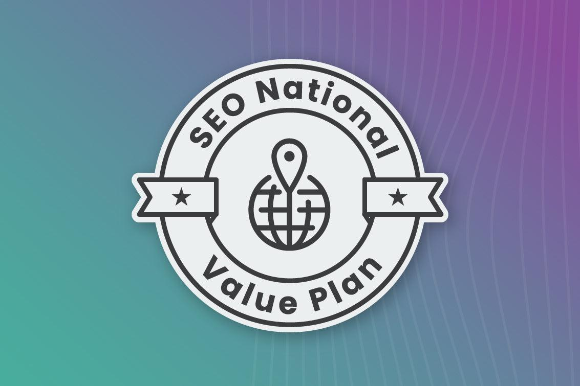 SEO National Value - SEO - Wegacha - Creative & Digital Marketing Agency
