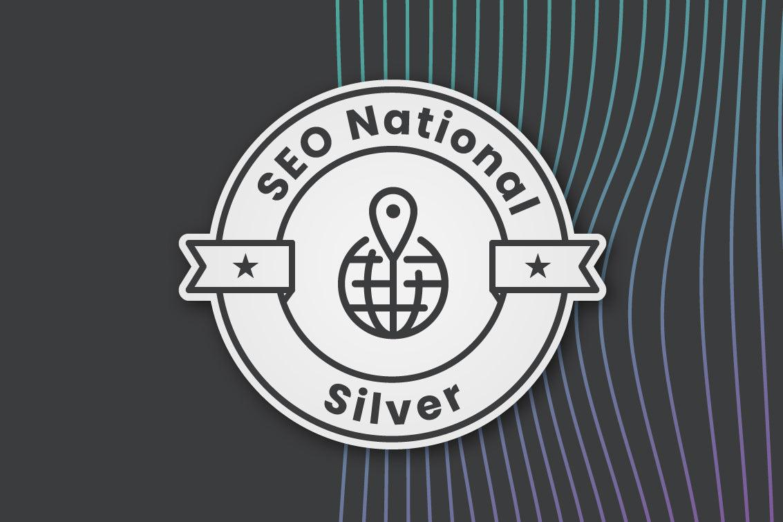 SEO National Silver - SEO - Wegacha - Creative & Digital Marketing Agency