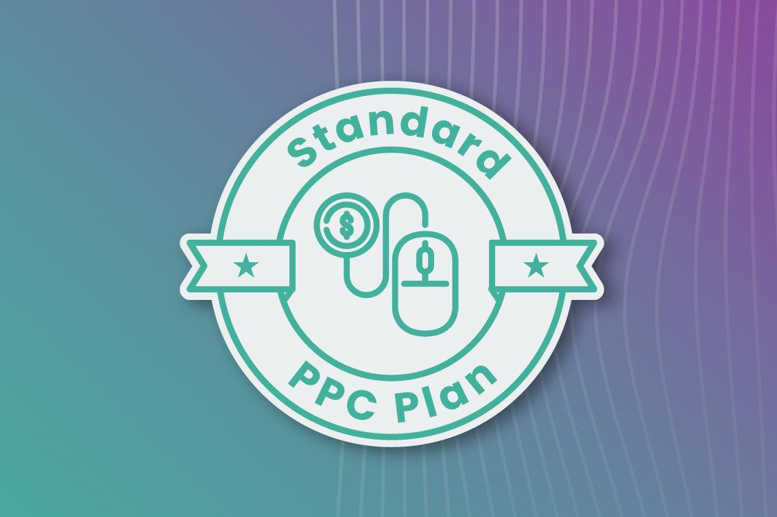 Standard PPC Plan - PPC - Wegacha - Creative & Digital Marketing Agency