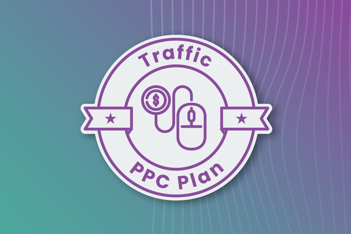 Traffic PPC Plan - PPC - Wegacha - Creative & Digital Marketing Agency