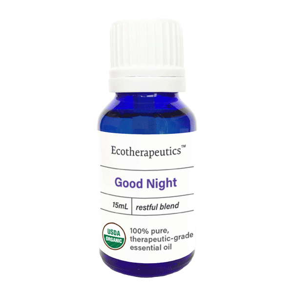 Organic Good Night Essential Oil Blend