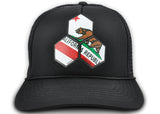 Cali Hex Trucker