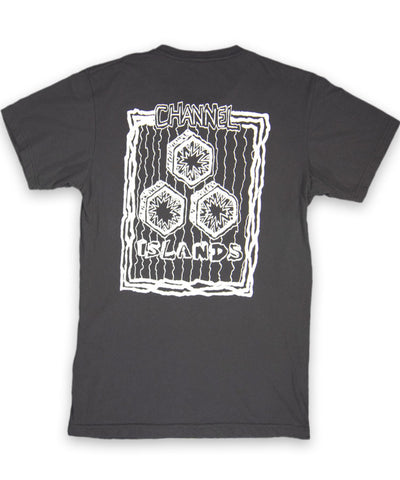 Hand Drawn Hex Tee