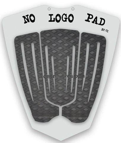 No Logo 3pc Flat Pad