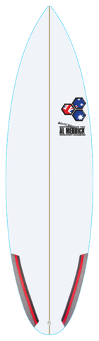 Custom Fred Rubble 6' 1""