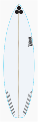 "Custom FEVER 5' 9"" for Harry Wilkinson"