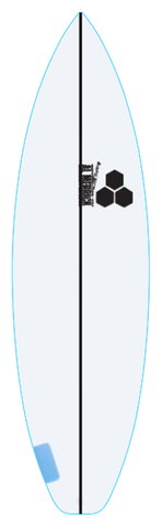 Custom Happy 5' 11""