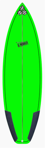 "Custom Flyer 6' 3"" for Lloyd  Mellin"