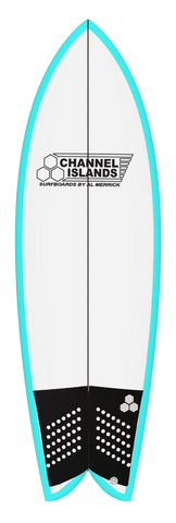 Custom CI Fish 5' 2""