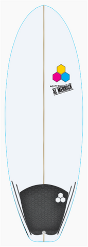Custom Average Joe 5' 7""