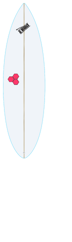 Custom Fred Rubble 5' 10""
