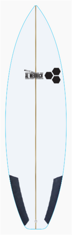 "Custom Fred Rubble 5' 10"" for Robert Love"