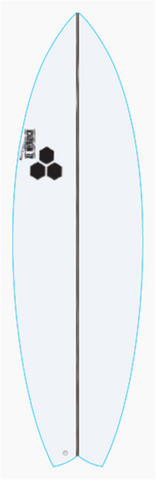 Custom Rocket Wide 5' 11""
