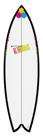 Custom Fishbeard 5' 7""