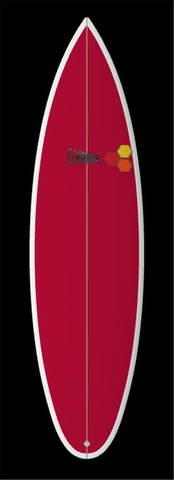 Custom Fred Rubble 6' 8""