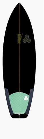 "Custom Neckbeard 5' 9"" for Simon Kingston"