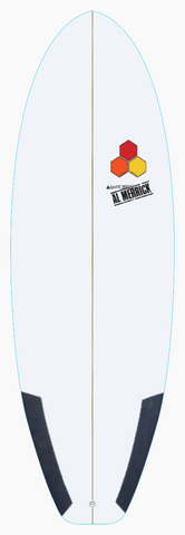 Custom Average Joe 6' 0""