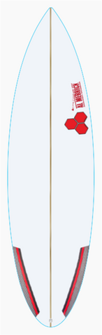 Custom Girabbit 5' 9""