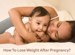 The Ultimate Guide To Losing Baby Weight