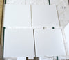 "12""X12""X3/8"" Greek Thassos Marble Tile [A1 - EXTRA SELECTION] - POLISHED"