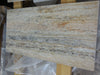"12""X24""X1/2"" Vein Cut Scabos Travertine Tile - Honed"