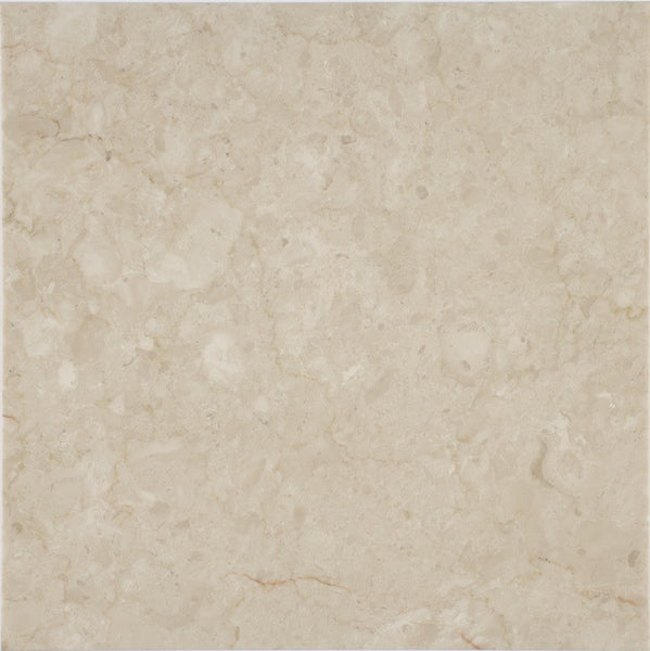 "24""X24""X5/8"" Turkish Marfil Tile - Honed"