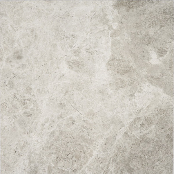 "18""X18""X1/2"" Silver Shadow Tile - Polished"
