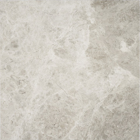 "12""X12""X3/8"" Silver Shadow Tile - Polished"