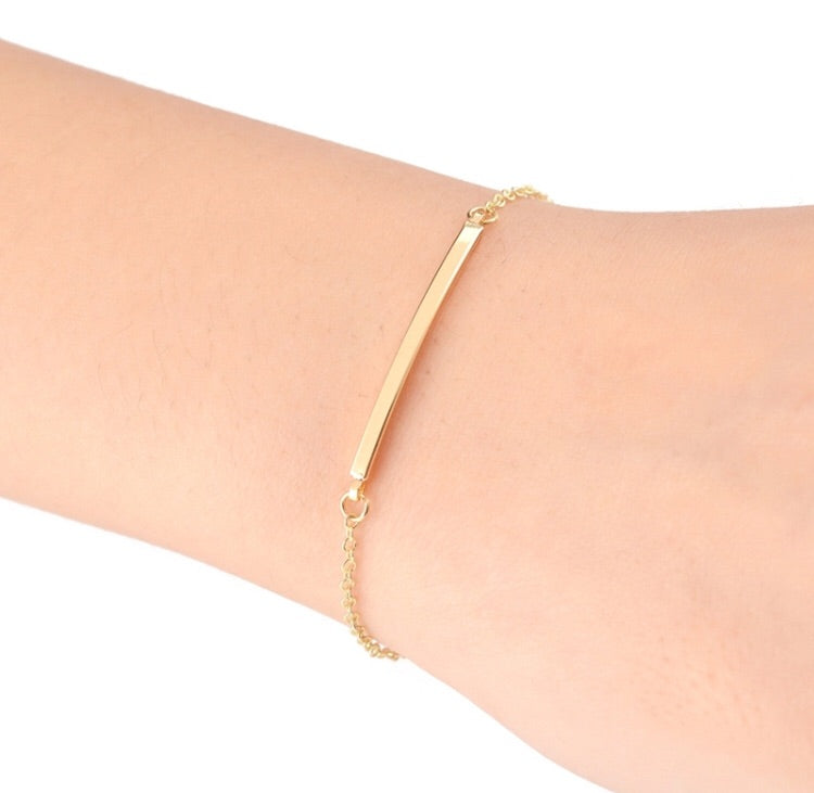 BOBI BAR BRACELET - Simply Jess Boutique