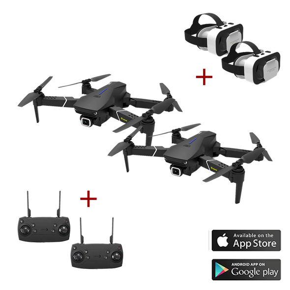 Drone Tactique Typhoon x 2