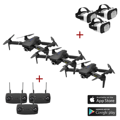 Drone Tactique Typhoon x 3