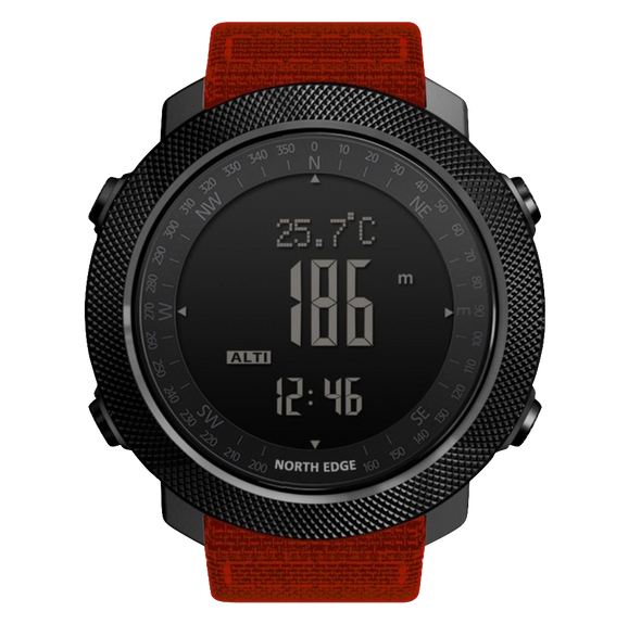 Tactical Smart Watch Apache Orange