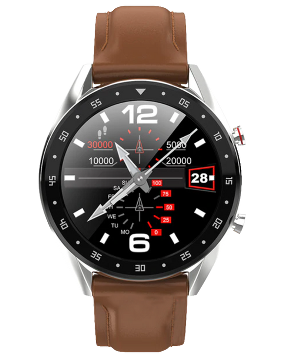 Smartwatch E20 - Brown