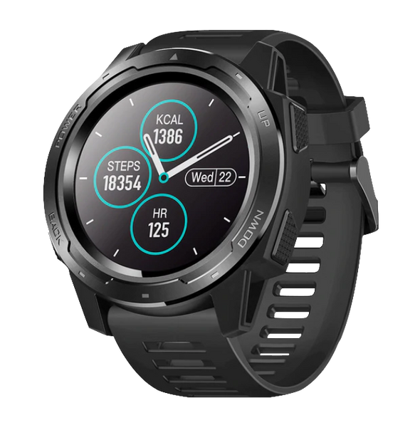 Smartwatch Tactique V5 - Noir