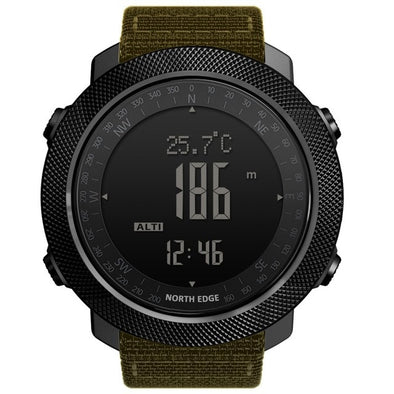 Tactical Smart Watch Apache Khaki