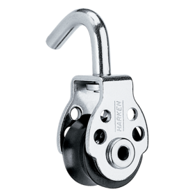 Harken 16mm Hook-in/Sprit Block