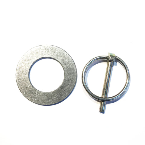 Holt - Linch Pin & 27mm Washer