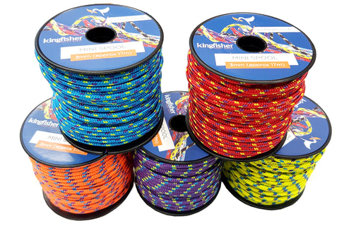 Kingfisher Mini Spool - EVO Performance 3mm x 25m