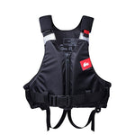 Rooster Junior Black Front Zip Buoyancy Aid